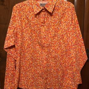 Bright color shirt